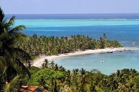 Колумбия: Пляжи острова Сан-Андрес вошли в 10-ку лучших в Южной Америке по мнению Trip Advisor